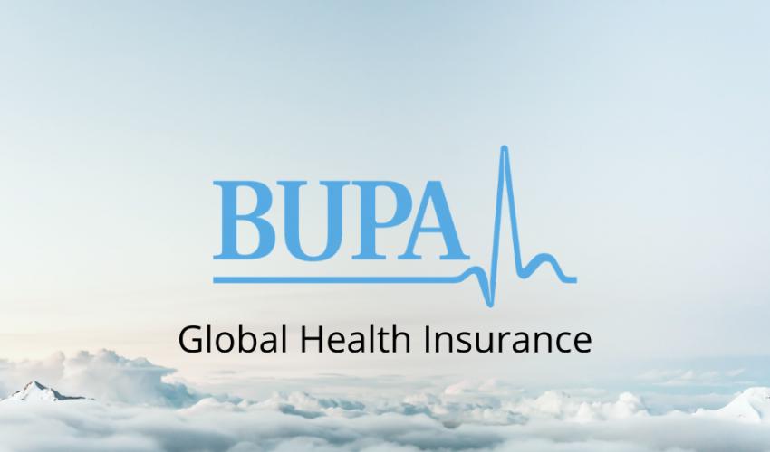BUPA GLOBAL HEALTH INSURANCE